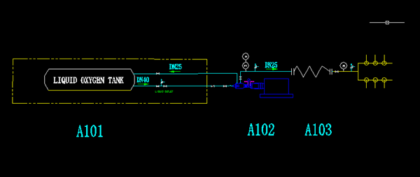 cylinder filling process dwg