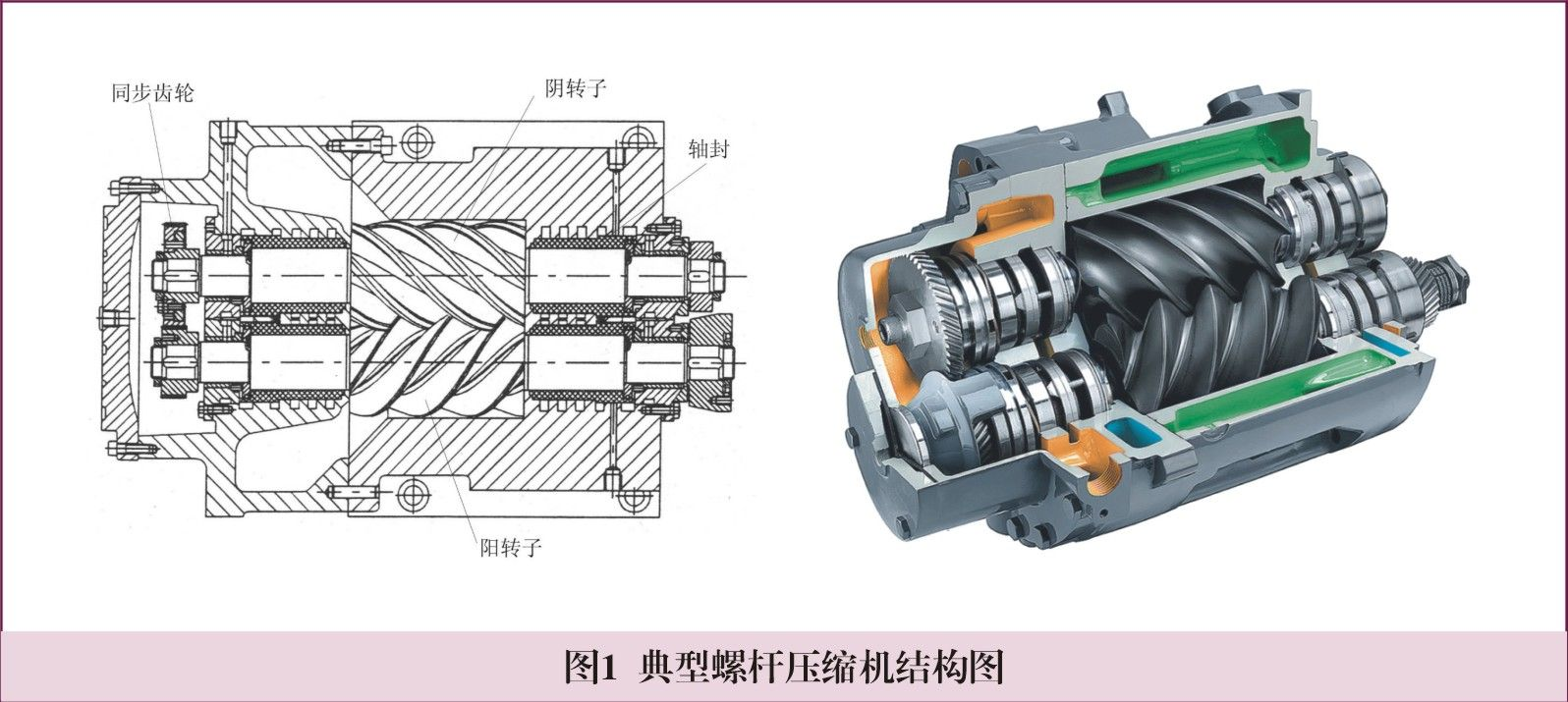 Electric motor instrument screw air compressor for 1 stage vs 2 stage vacuum motor